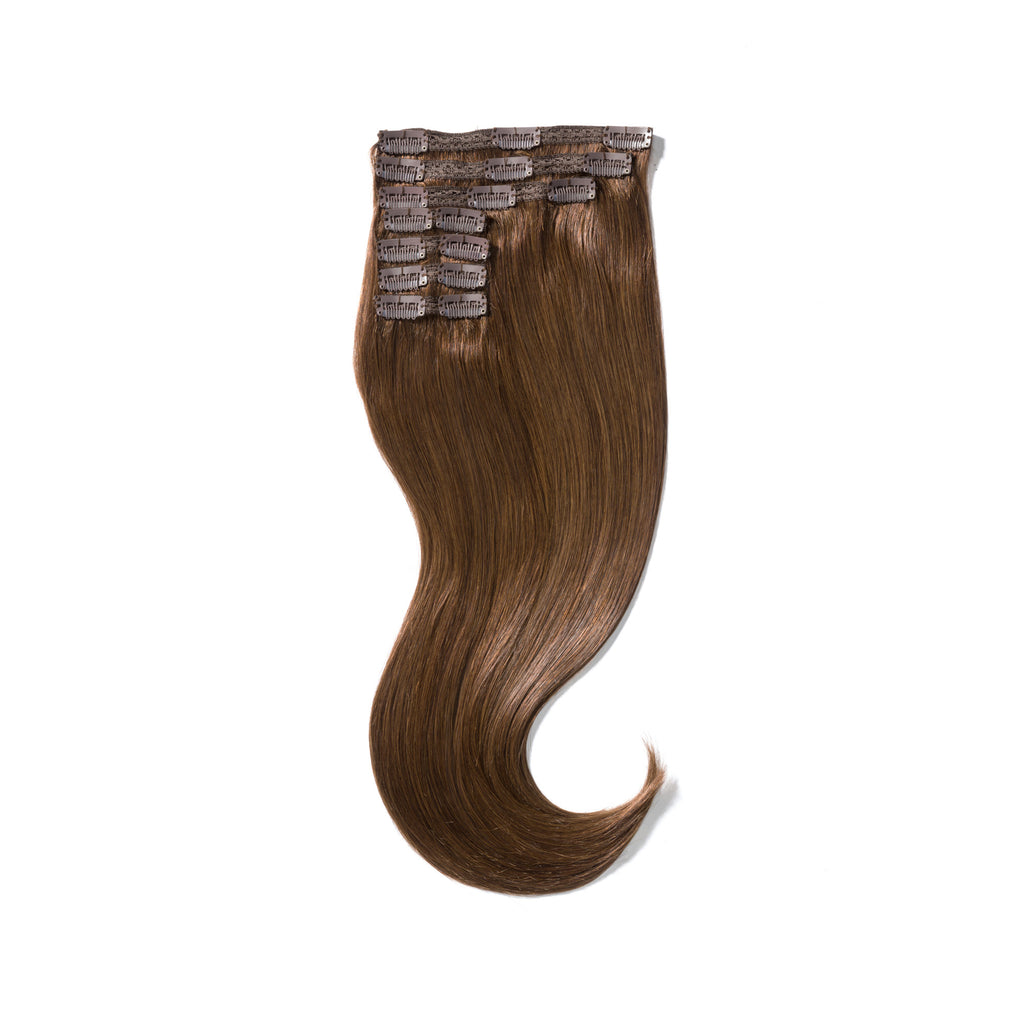 "KUMARI GODDESS 200G 20"" Chocolate Brown (4)"