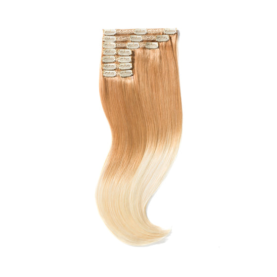 "KUMARI QUEEN 120G 20""Ombre Dirty Blonde/Platinum Blonde (12/60)"
