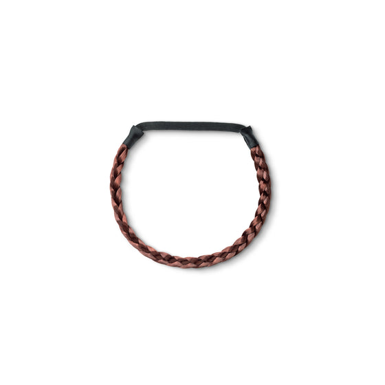 CHIC Braided Hair Band Vibrant Red (33)