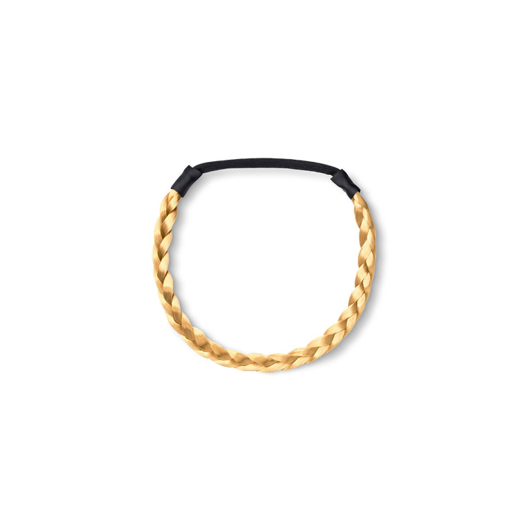 CHIC Braided Hair Band Light Gold Blonde (24)