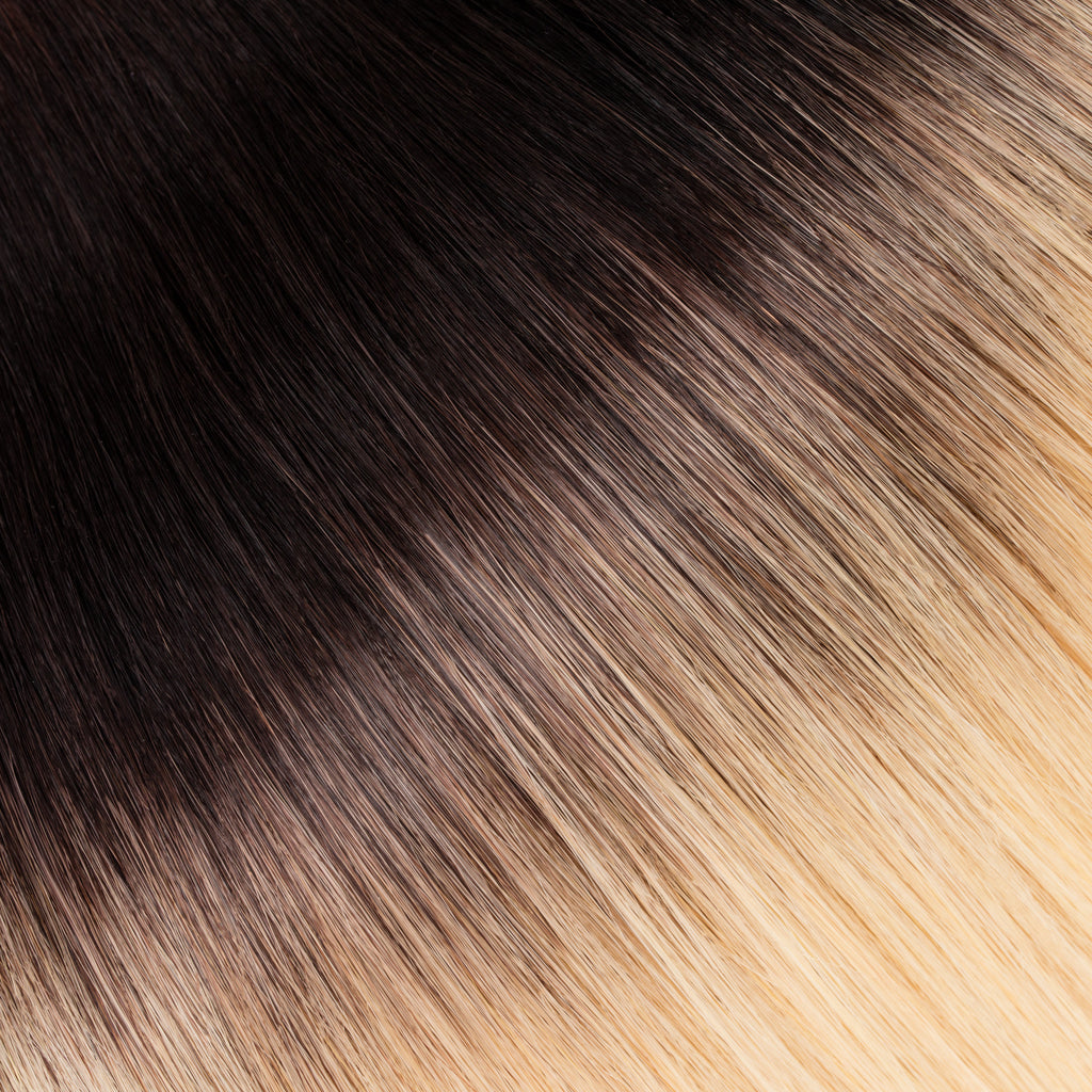"KUMARI ROYALE 160G 20"" Ombre Dark Brown/Golden Blonde (1B/60)"