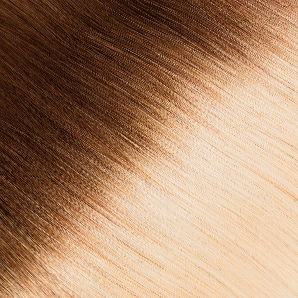 "KUMARI ROYALE 160G 20"" Ombre Chocolate Brown/Beach Blonde (4/613)"