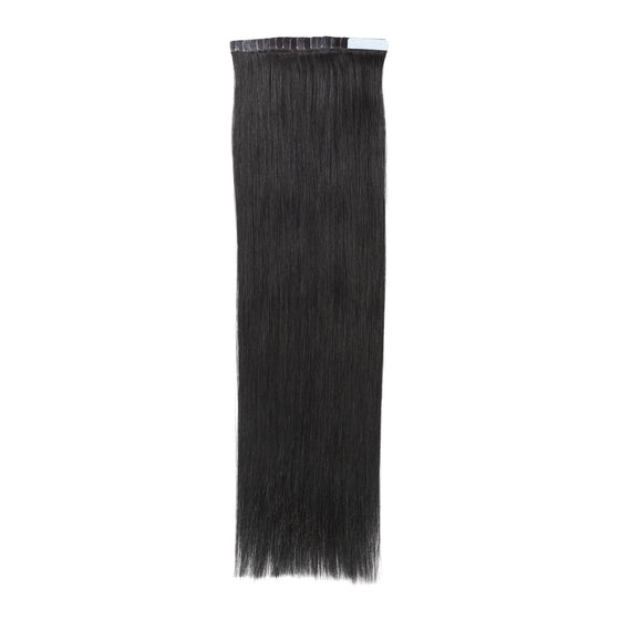 "ELEGANT 50G 20"" Tape-In Extensions Jet Black (1)"