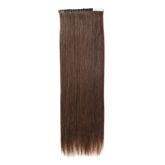 "ELEGANT 50G 20"" Tape-In Extensions Dark Brown (2)"