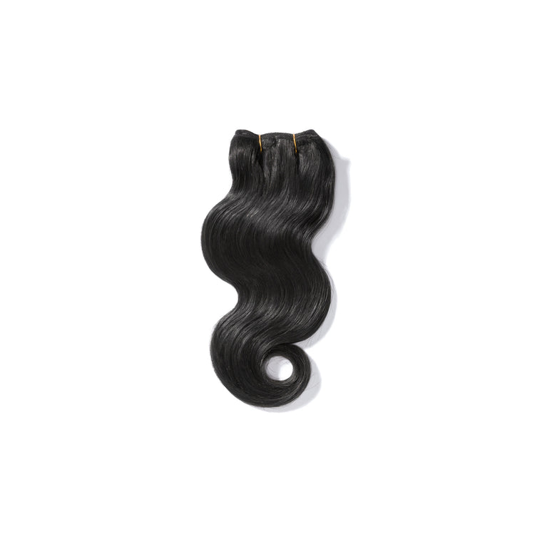 "KUMARI Body Wave 100G 14"" Jet Black (1)"