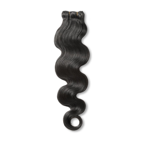 "KUMARI Body Wave 100G 24"" Jet Black (1)"
