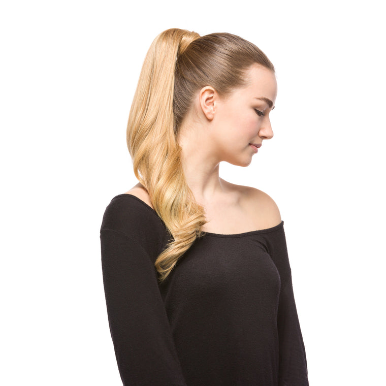 "GORGEOUS Ponytail 120G 20"" Dirty Blonde (12)"