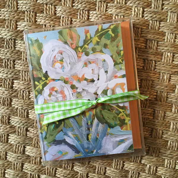 Floral Note Card Sets