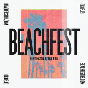 BEACHFEST - Huntington Beach - TRAIL FORTY | WITHDRAW INTO THE WILDERNESS | Luke 5:16