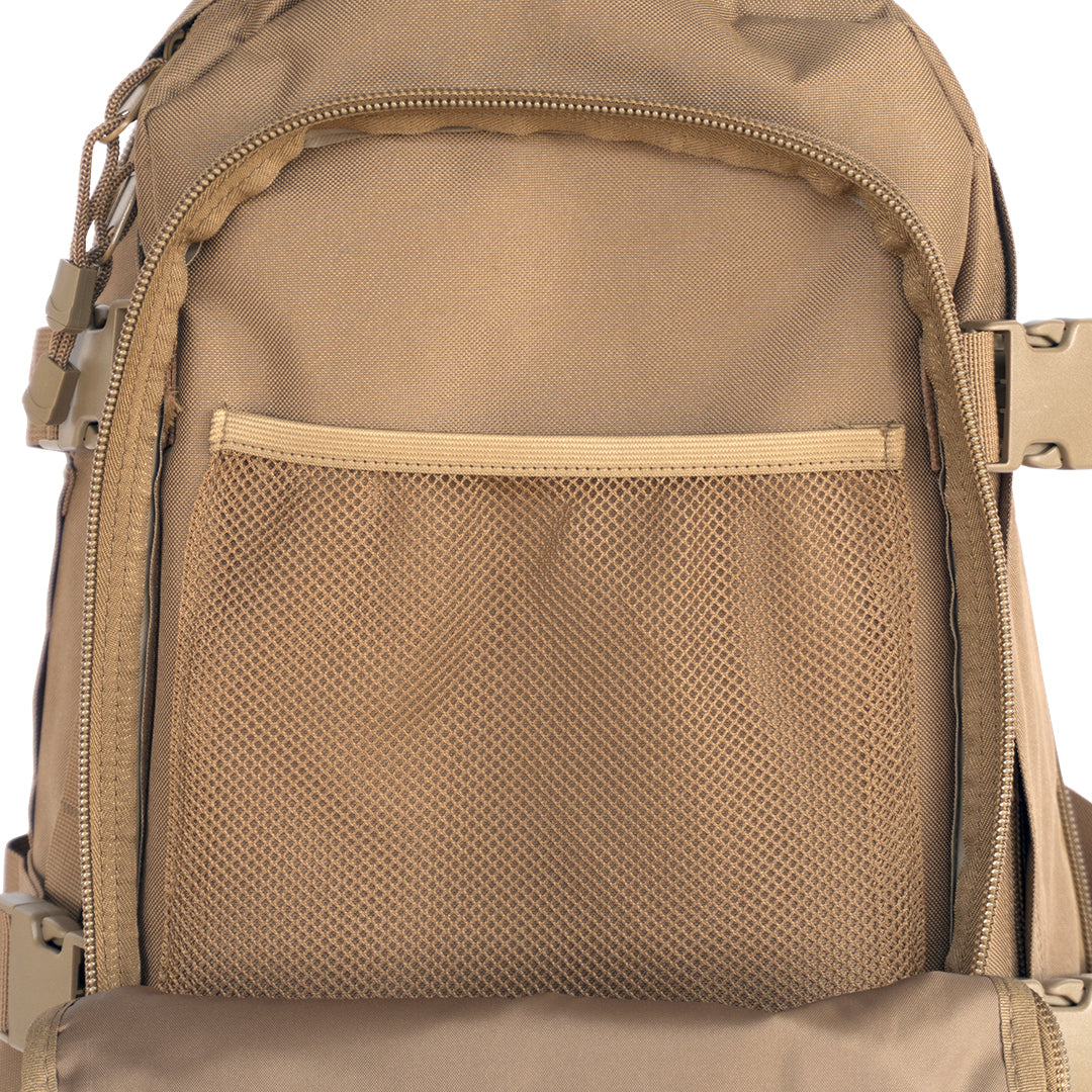 TRAIL FORTY | ETE | Backpack | Tan - TRAILFORTY - TRAILFORTY.com