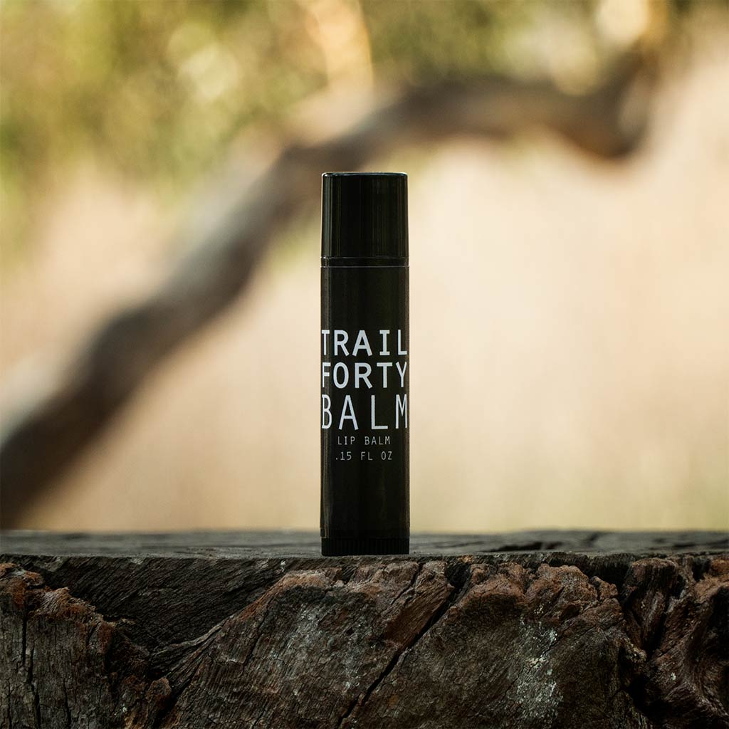 TRAIL FORTY | Lip Balm | Vanilla | .15 oz
