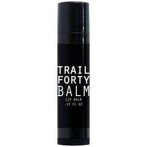 TRAIL FORTY | Lip Balm | Vanilla | .15 oz | TRAIL FORTY | WITHDRAW INTO THE WILDERNESS | Luke 5:16 | TRAILFORTY.com