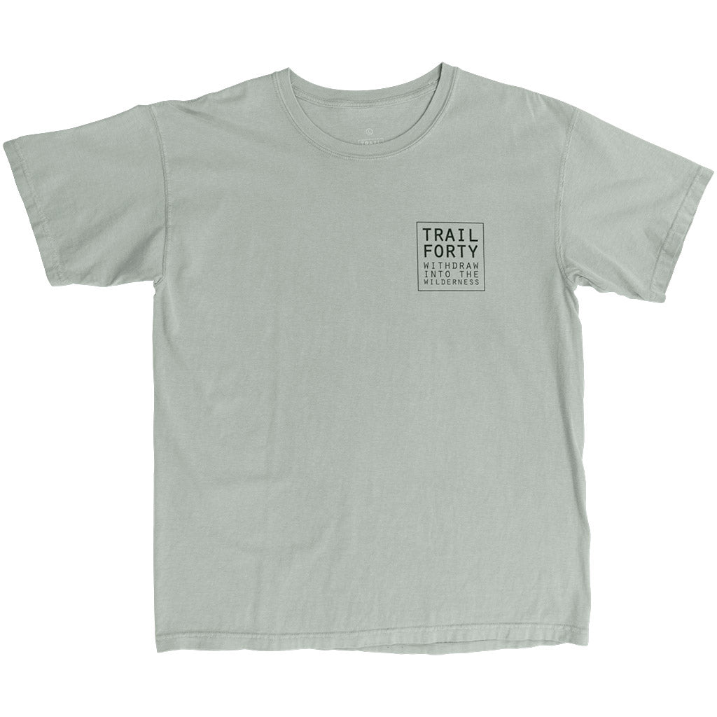 TRAIL FORTY | T-Shirt | Tan
