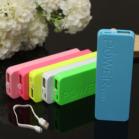 Ultra-thin Real 3000mah Power bank perfume polymer mobile power bank