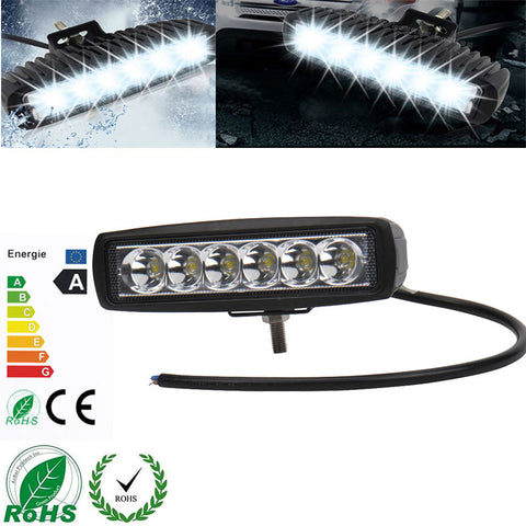 Daytime Running Light Fluorescent Light for Car Indicator Motorcycle Driving Offroad Tractor Truck 4x4 SUV ATV