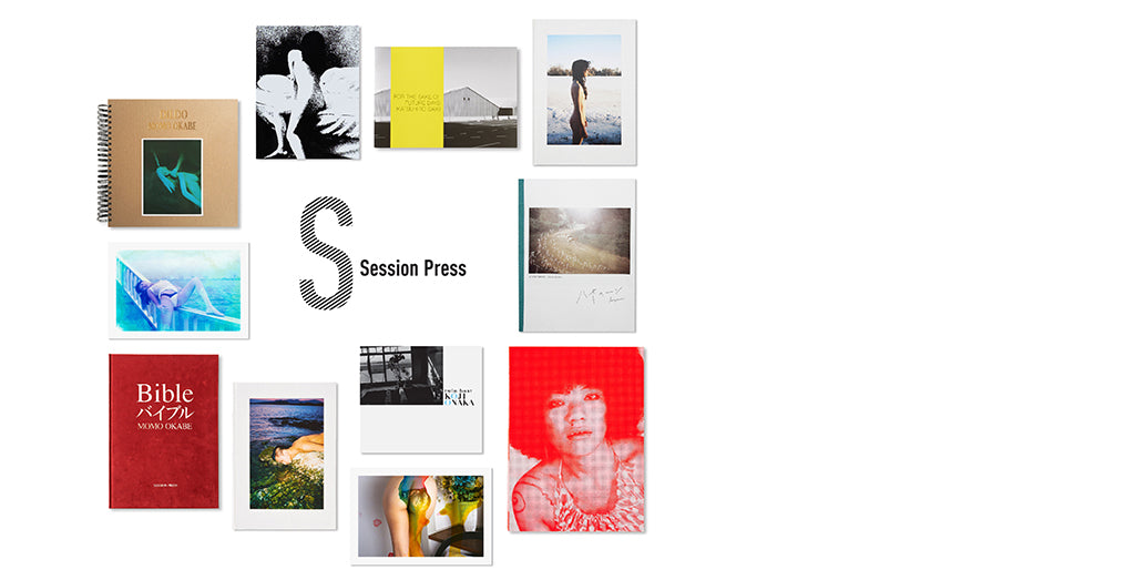10 Books Selected by Miwa Susuda (Session Press)
