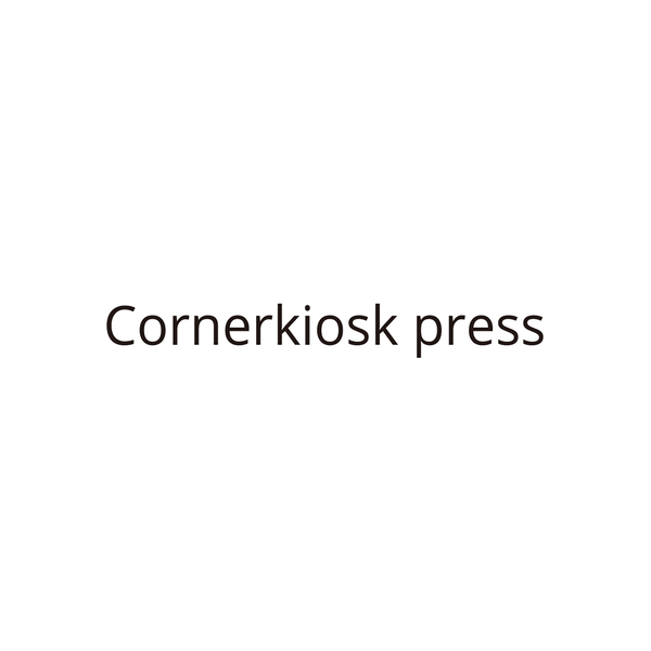 CORNERKIOSK PRESS