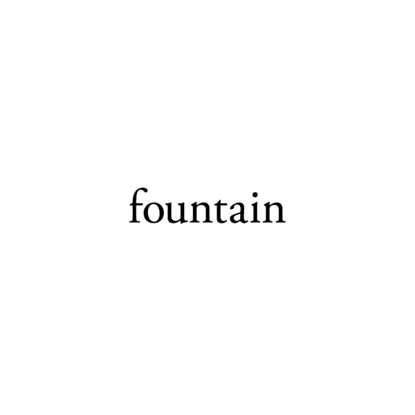 FOUNTAIN BOOKS
