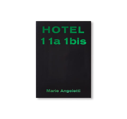 HOTEL 11a 1bis by Marie Angeletti