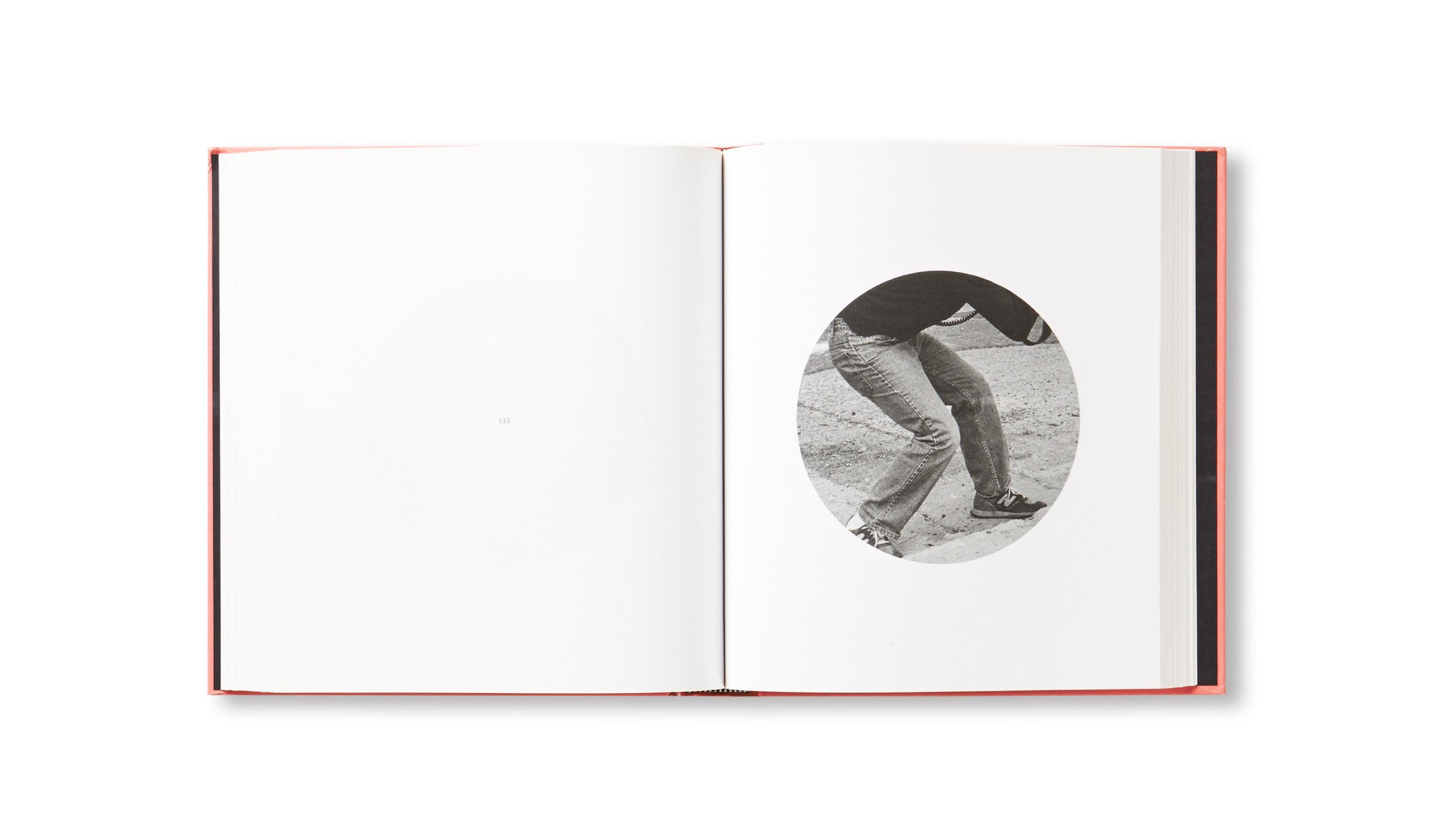 PEOPLE IN TROUBLE LAUGHING PUSHED TO THE GROUND by Adam Broomberg & Oliver Chanarin
