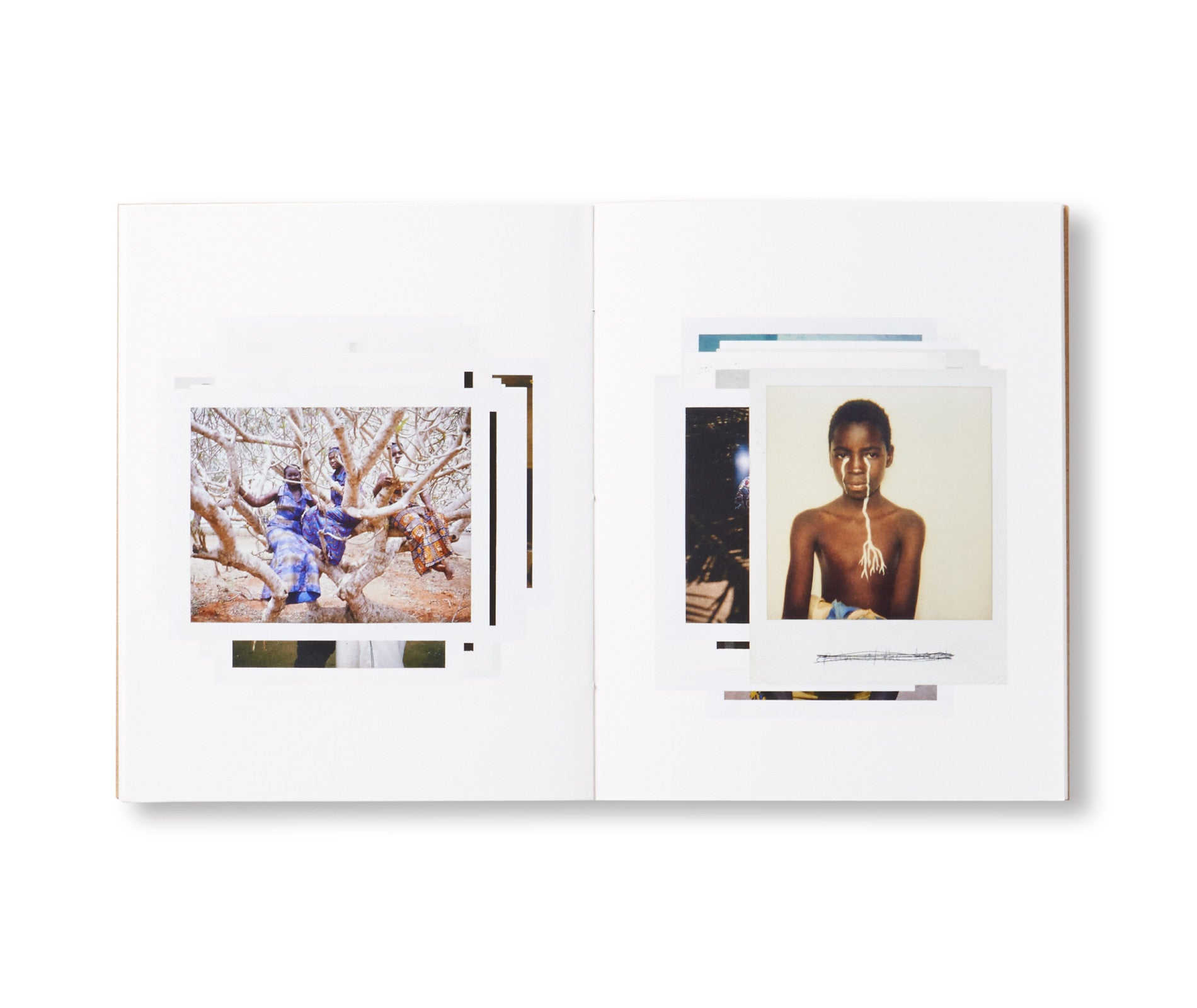 SKETCHES by Viviane Sassen [FIRST EDITION / SIGNED]