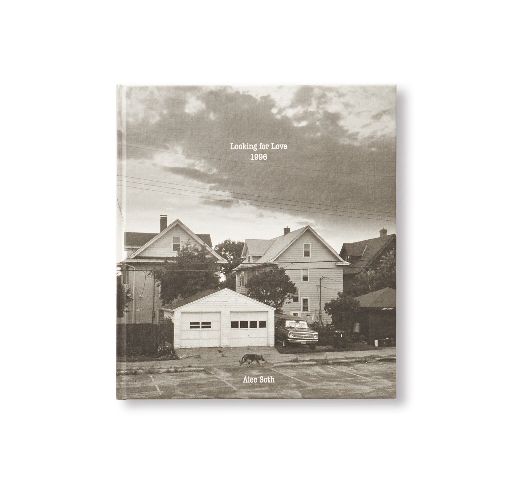 LOOKING FOR LOVE, 1996 by Alec Soth [SPECIAL EDITION]