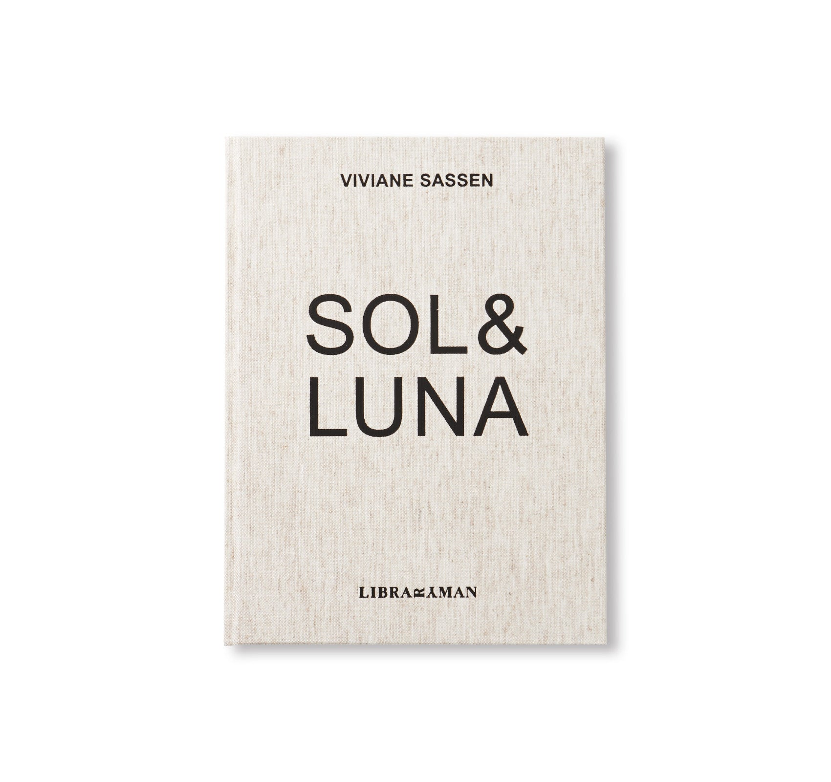 SOL & LUNA by Viviane Sassen [SECOND EDITION]