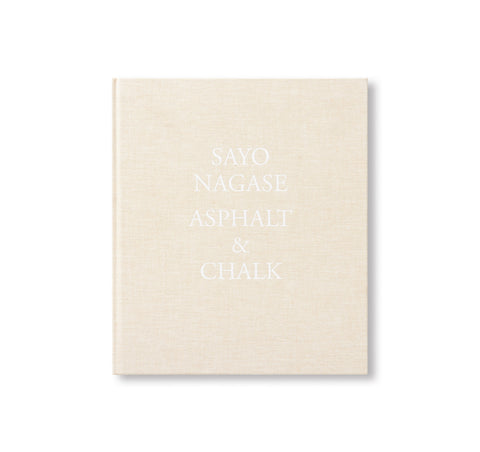 ASPHALT & CHALK by Sayo Nagase [SIGNED]