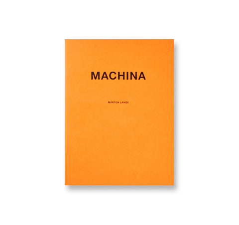 MACHINA by Mårten Lange