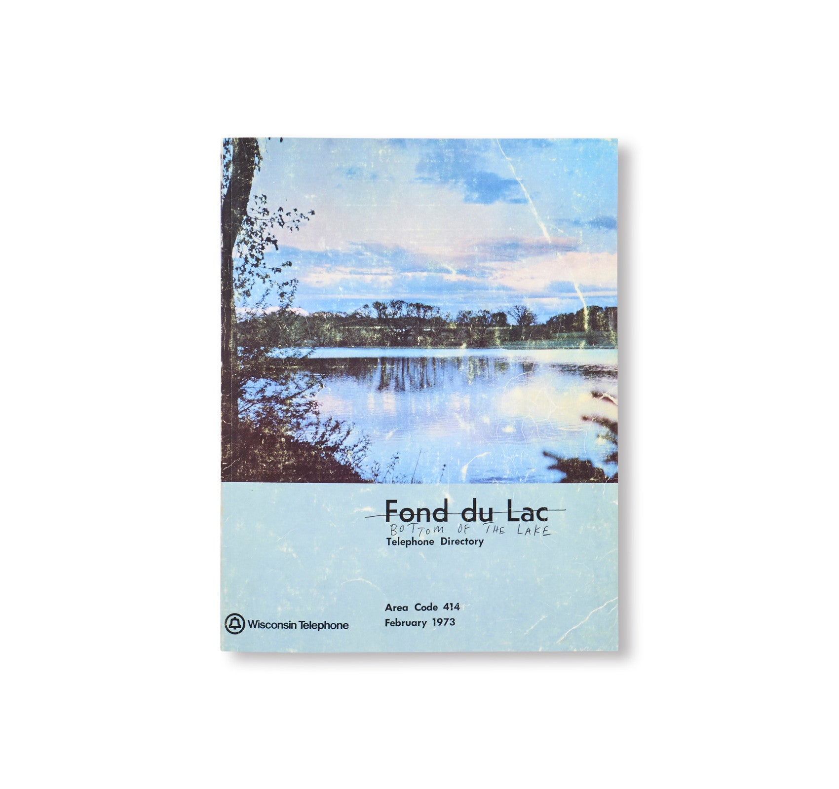 FOND DU LAC / BOTTOM OF THE LAKE by Christian Patterson