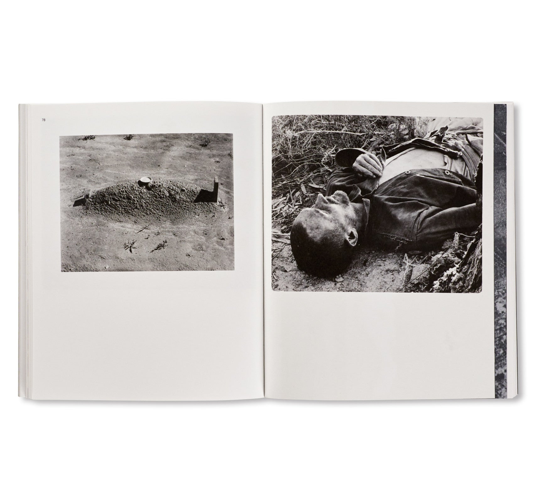 A HANDFUL OF DUST by David Campany