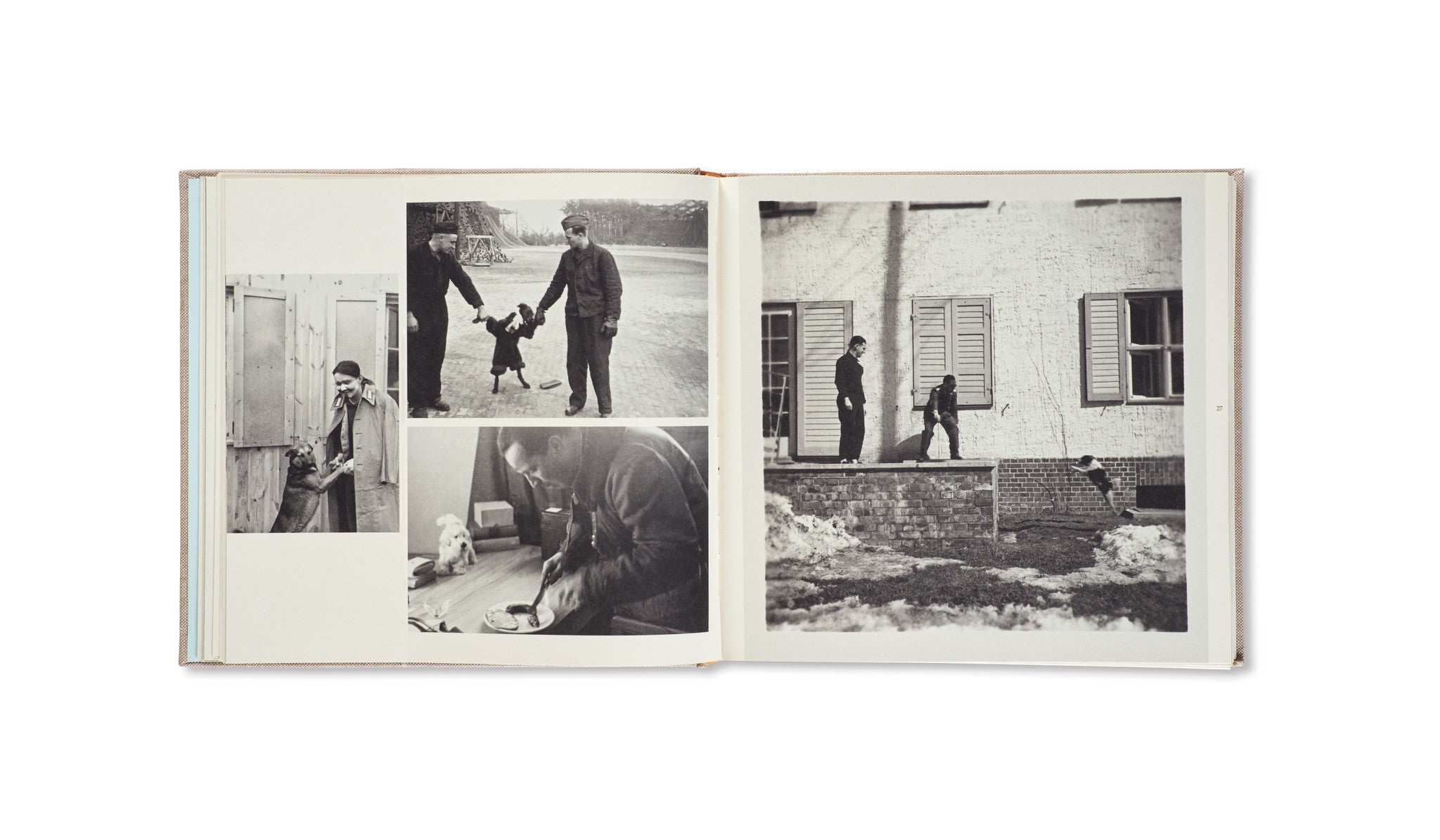 NEIN, ONKEL: SNAPSHOTS FROM ANOTHER FRONT 1938–1945 by Ed Jones & Timothy Prus