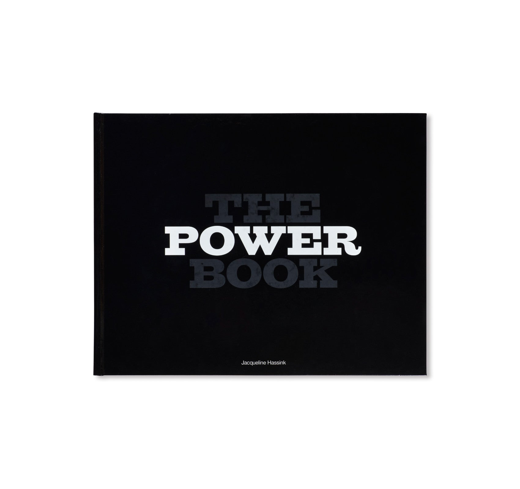 THE POWER BOOK by Jacqueline Hassink