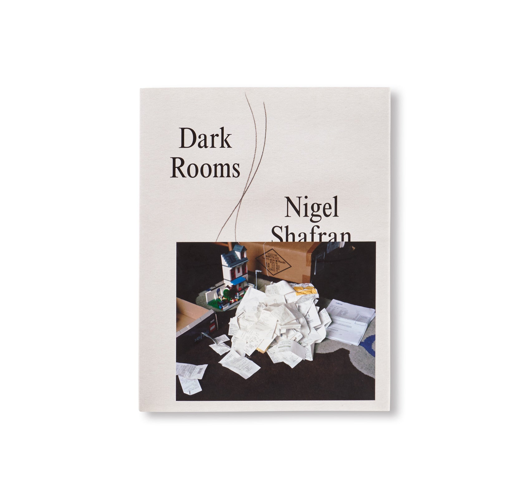 DARK ROOMS by Nigel Shafran [SIGNED]