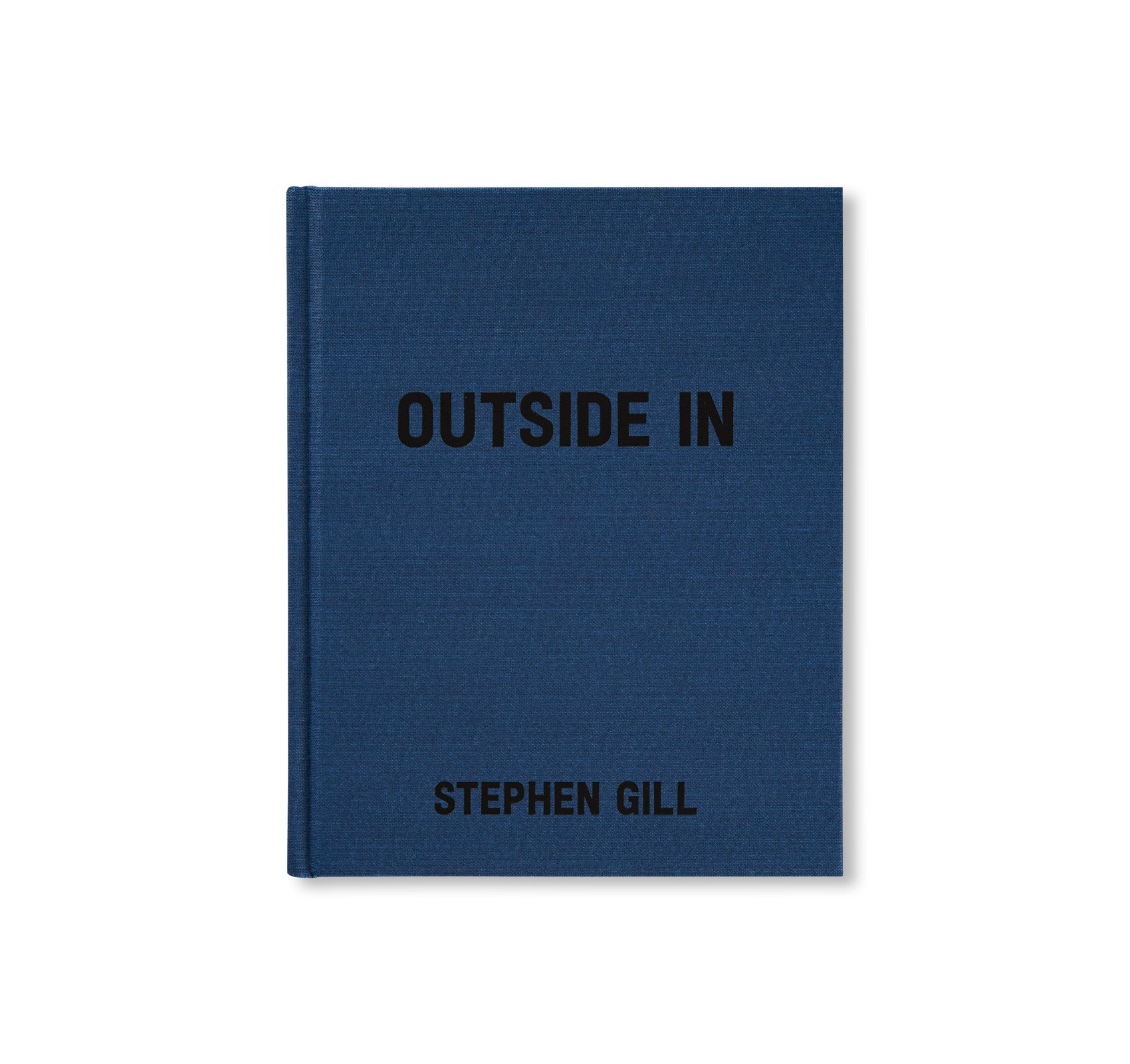 OUTSIDE IN by Stephen Gill