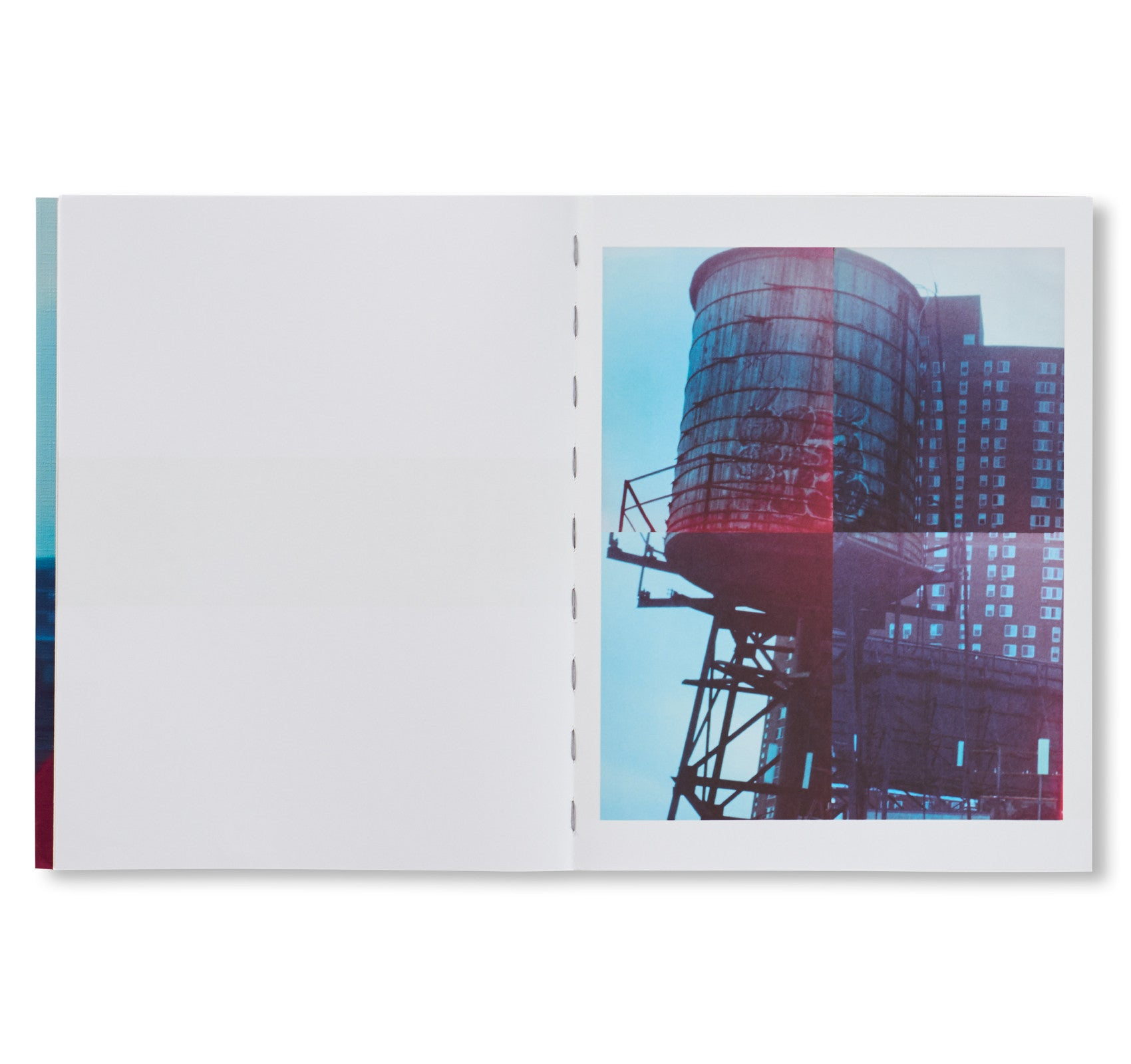 THE NARCISSISTIC CITY by Takashi Homma [SIGNED]