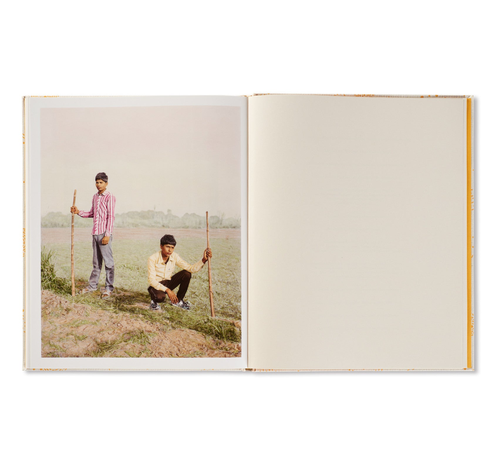 EARLY TIMES by Vasantha Yogananthan [SIGNED]