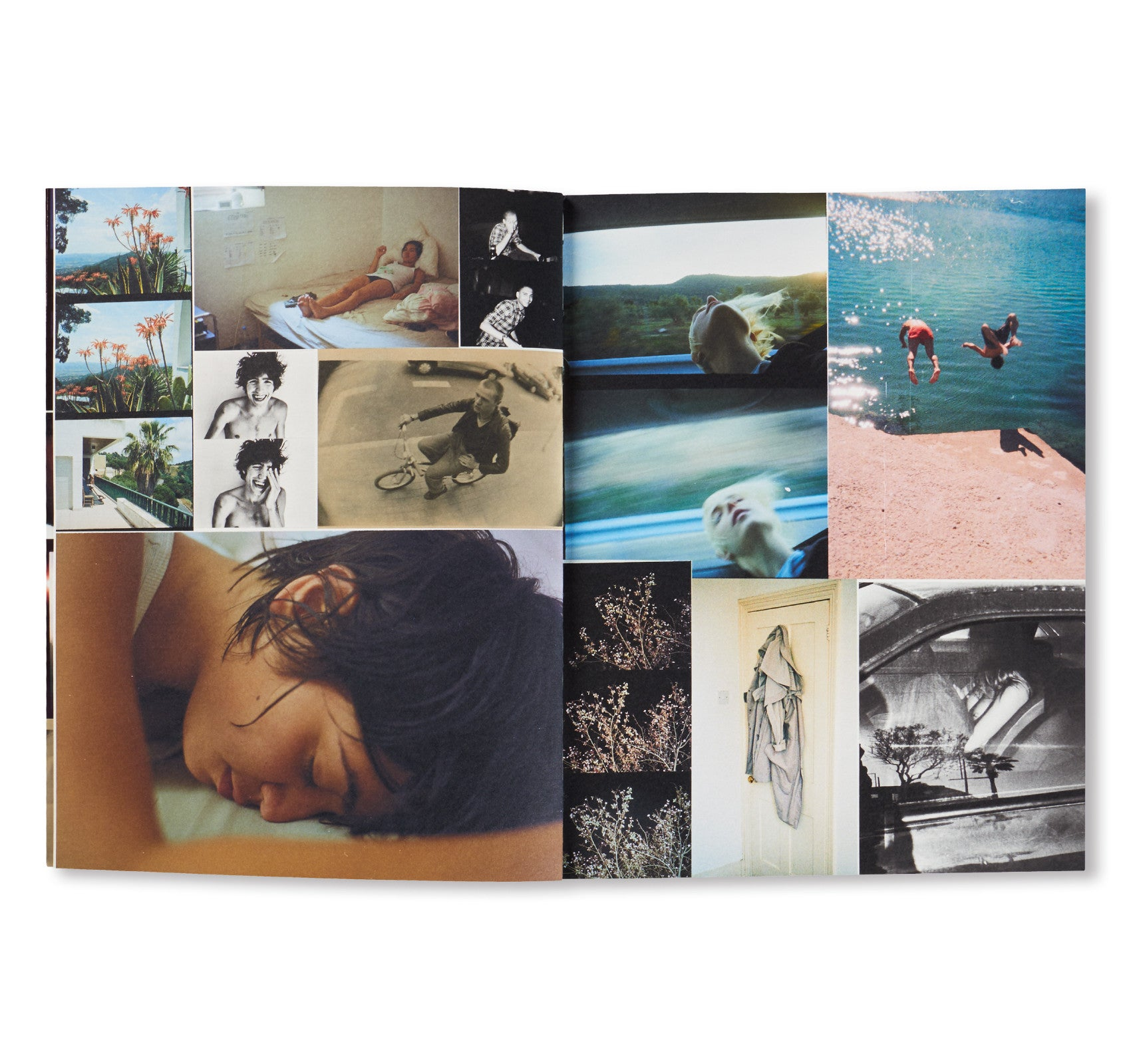 THE OTHER DAY by Quentin de Briey [SPECIAL EDITION / SIGNED]