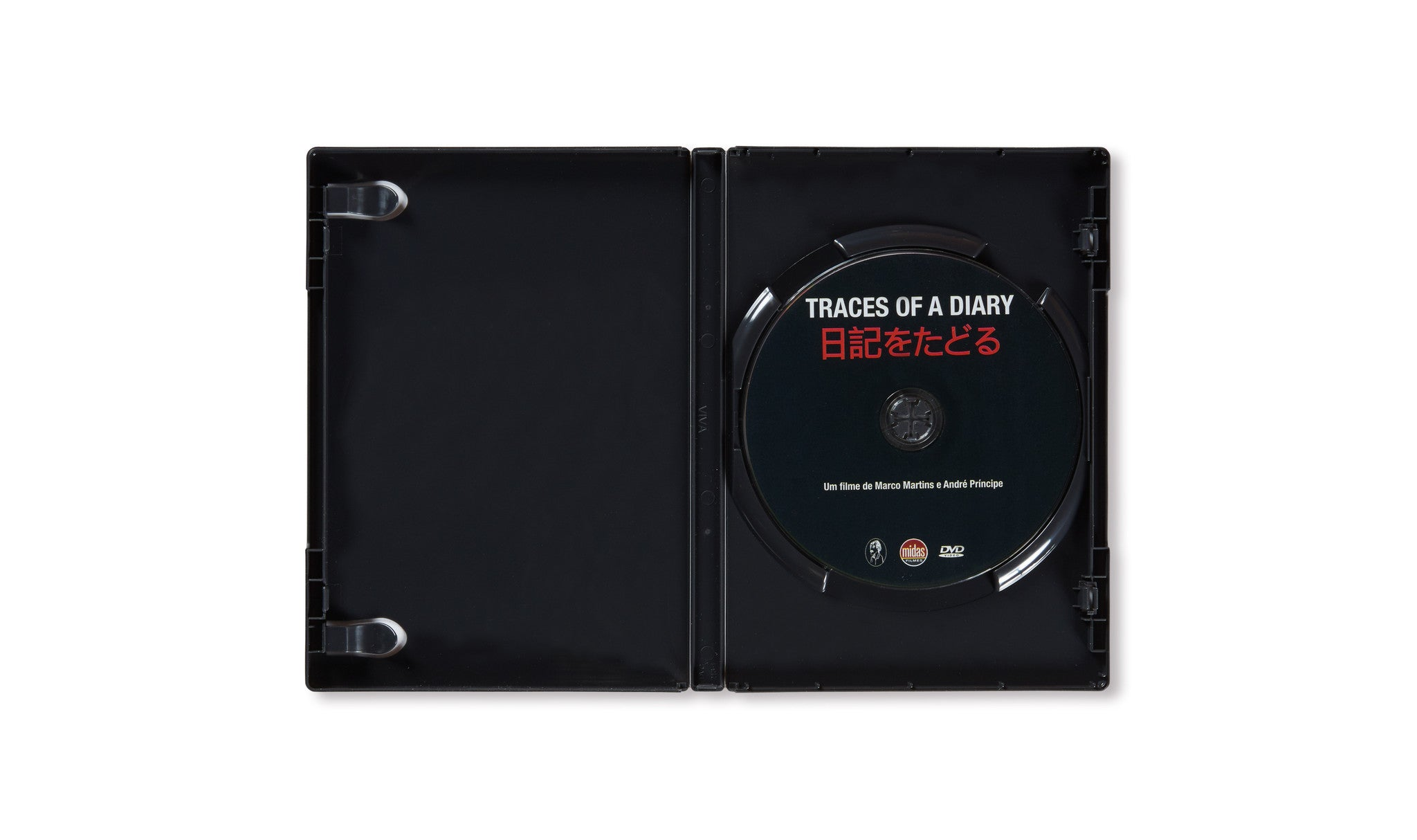 TRACES OF A DIARY – 日記をたどる by André Principe & Marco Martins [DVD]