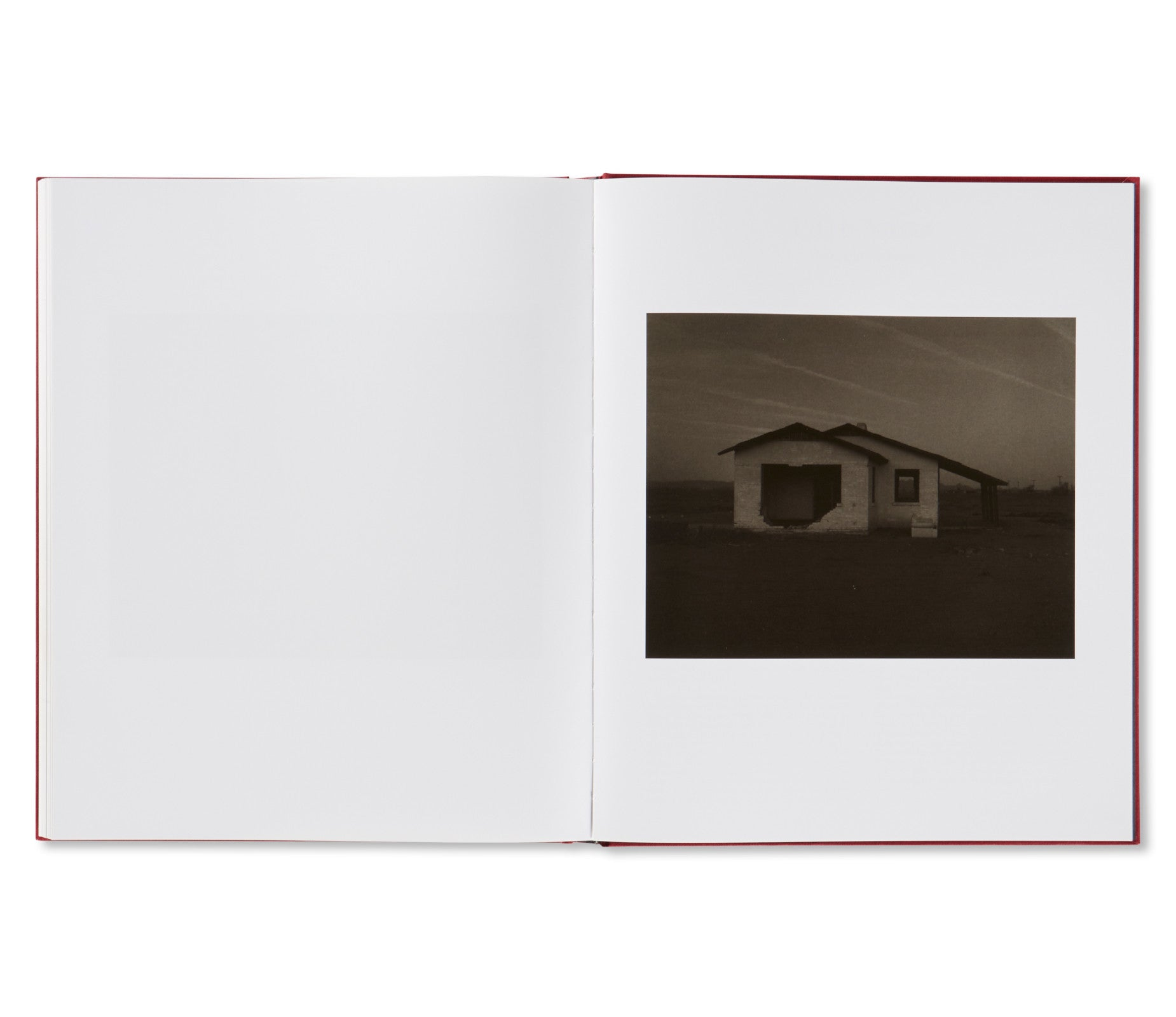 MESSAGE FROM THE EXTERIOR by Mark Ruwedel [SPECIAL EDITION / SIGNED]