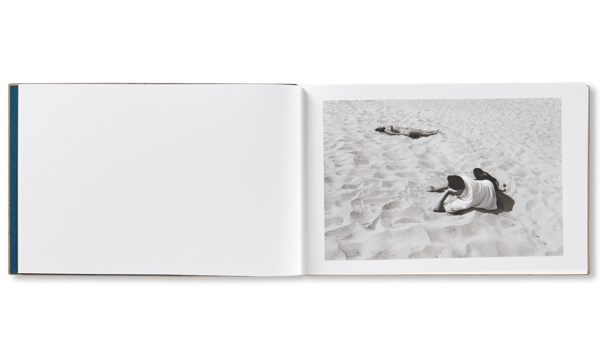 BEACH PICTURES, 1969-70 by Anthony Hernandez [SIGNED]