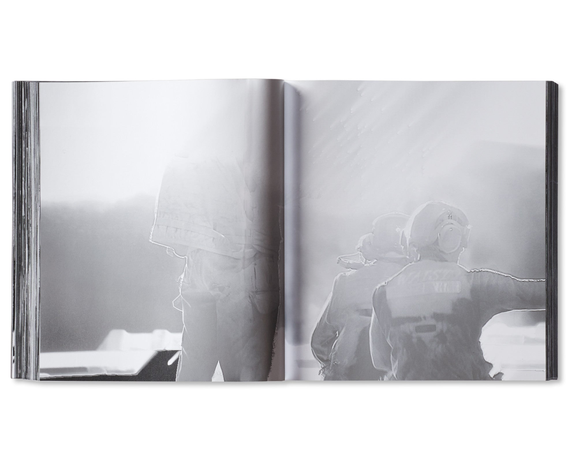 INCOMING by Richard Mosse [SIGNED]