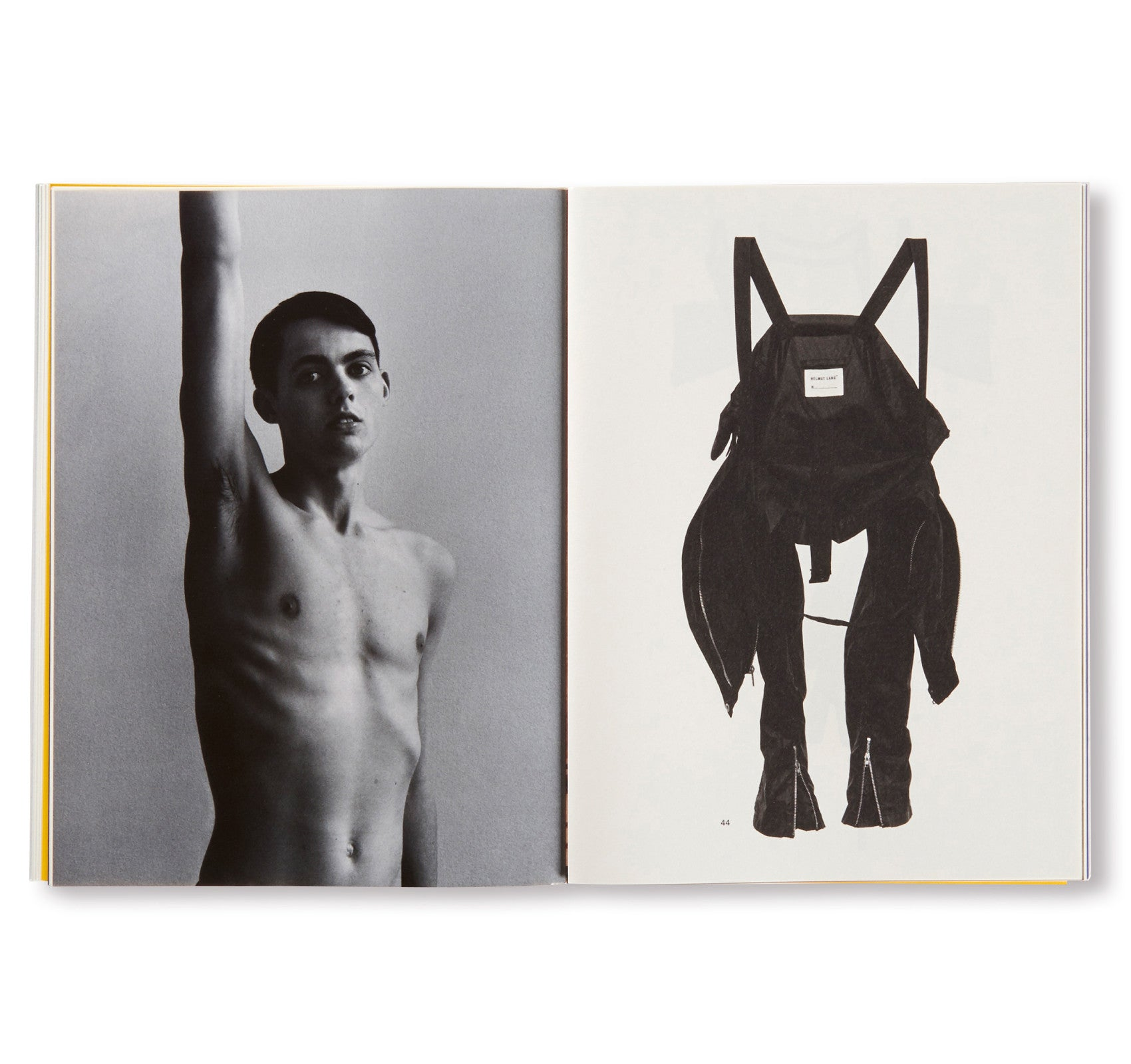 DISOBEDIENT BODIES  by JW Anderson