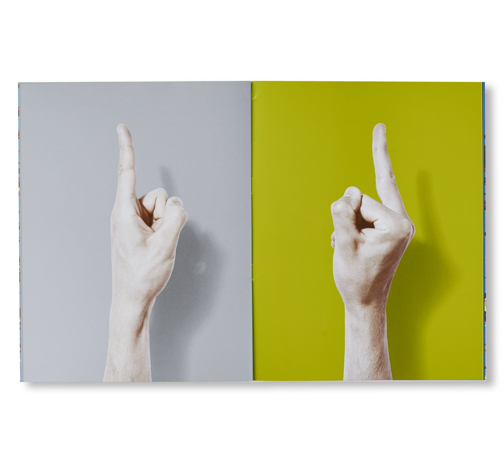 FEELING WITH FINGERS THAT SEE by Stuart Whipps