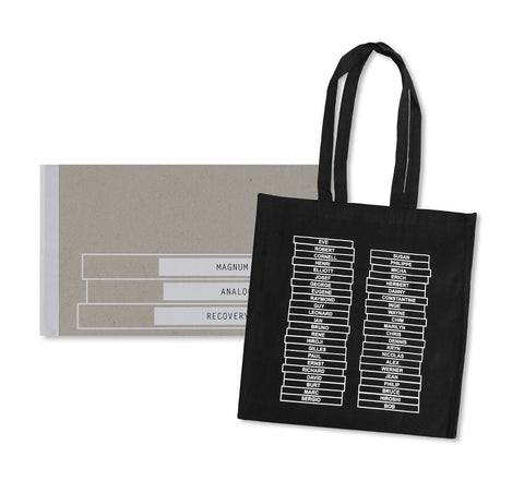 MAGNUM ANALOG RECOVERY with TOTE BAG
