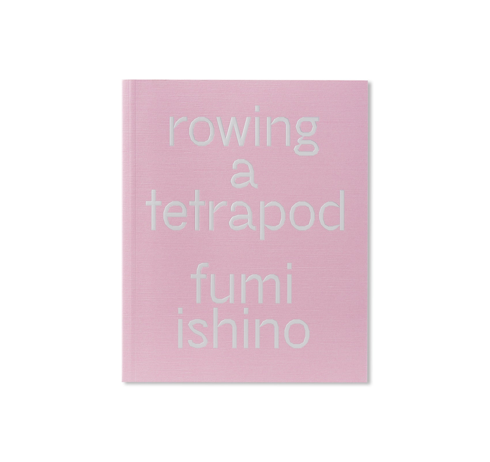 ROWING A TETRAPOD by Fumi Ishino [SIGNED]