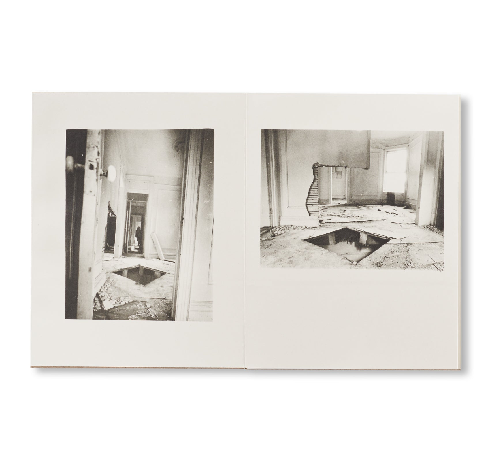 HEIDI BUCHER & GORDON MATTA-CLARK by Heidi Bucher, Gordon Matta-Clark