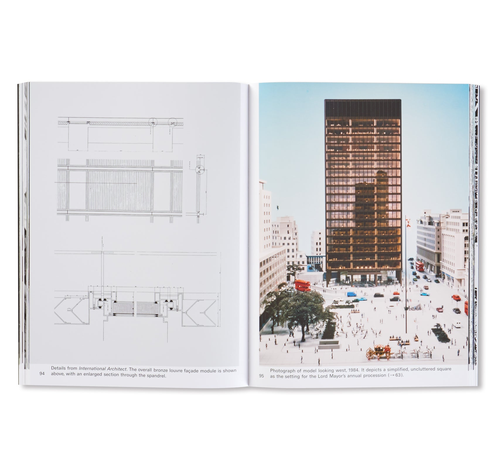 MIES IN LONDON by Mies van der Rohe [HARDCOVER]