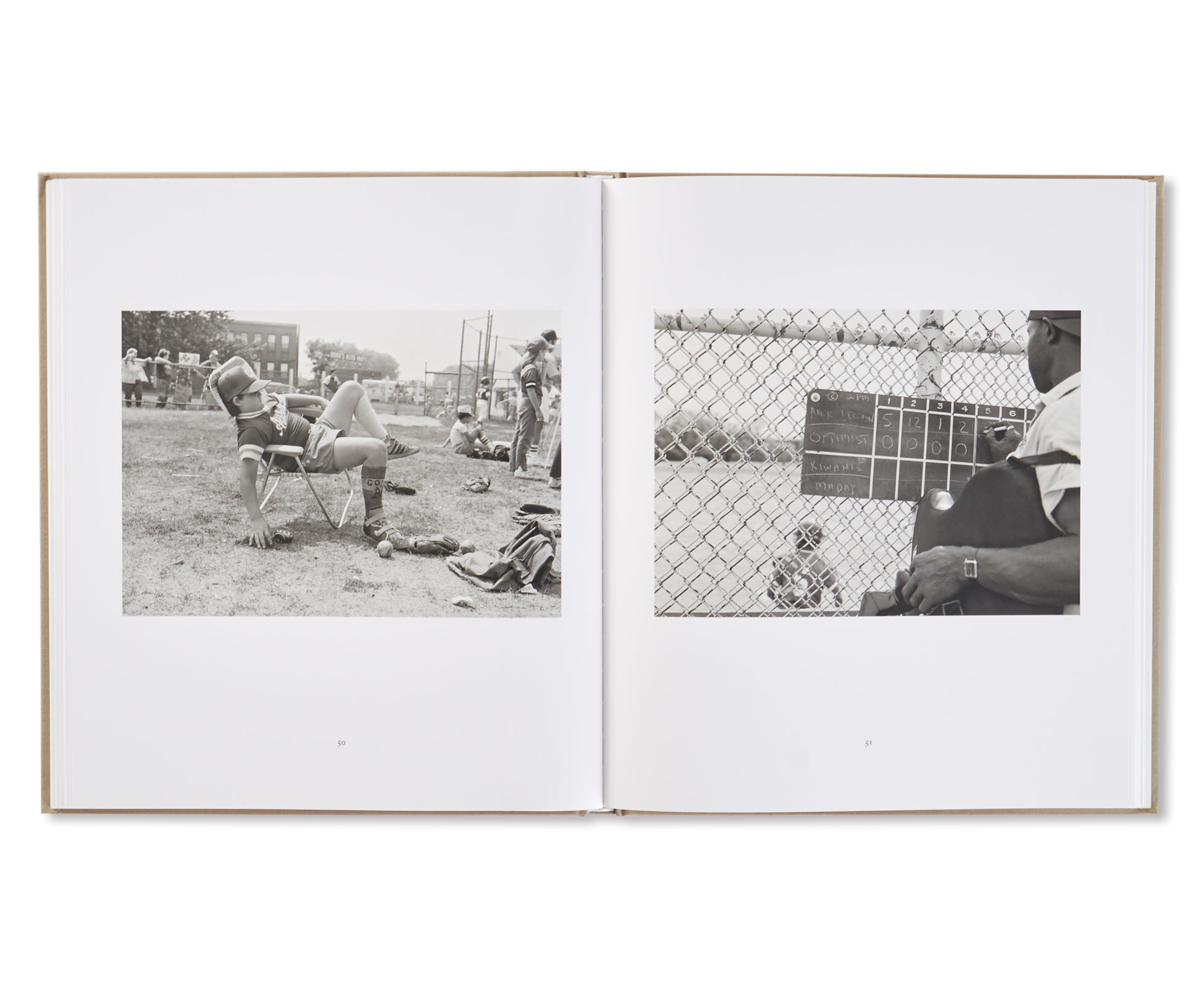 THE PLAYERS by Mark Steinmetz [SIGNED]