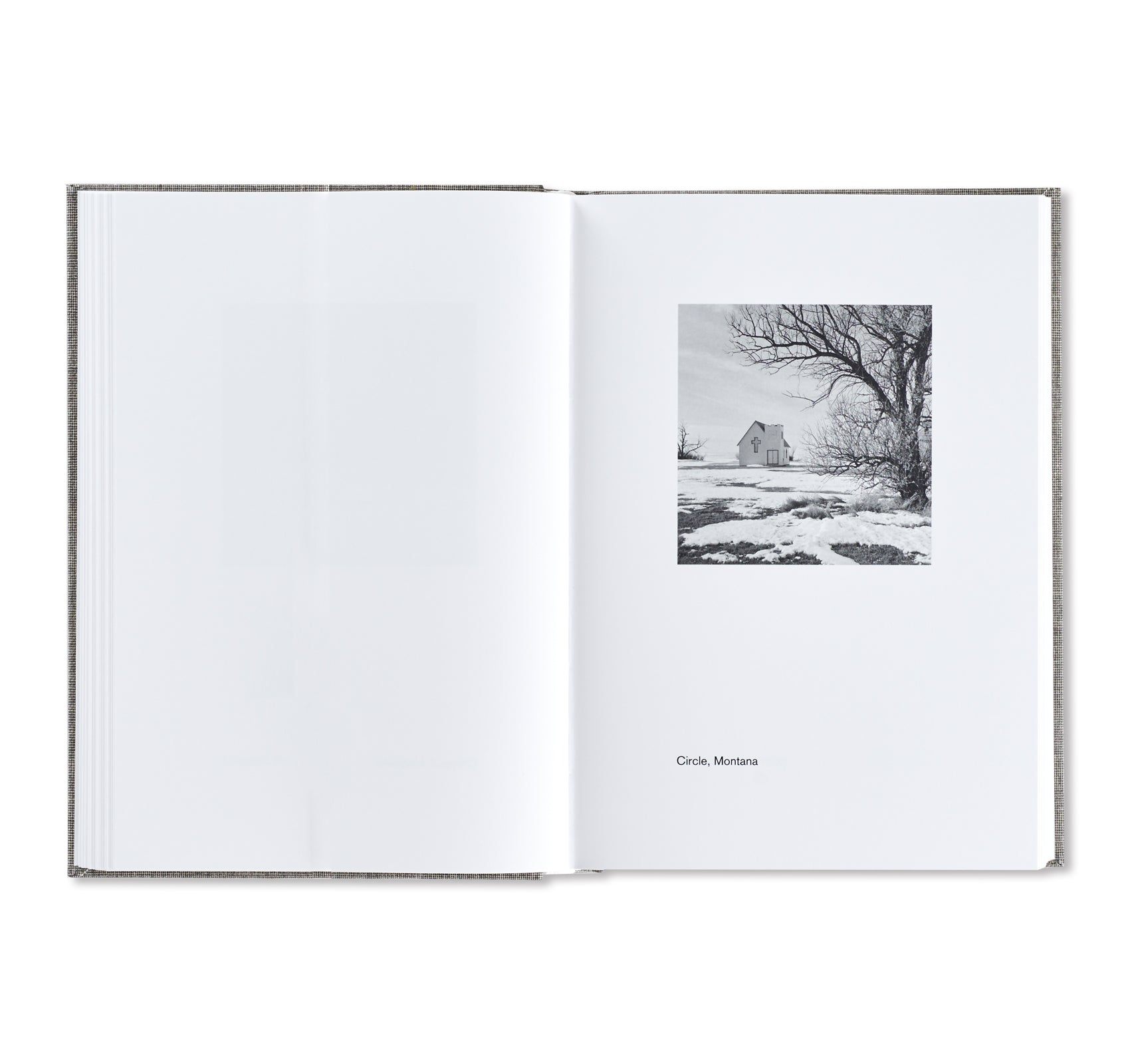AMERICAN WINTER by Gerry Johansson [SIGNED]